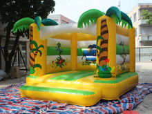 inflatable trampoline,inflatable tree bouncer