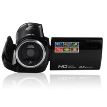 "Mini Moveable 720P 30FPS HD Digital Digicam 2.7"" LCD Display 16MP 16X Digital Zoom Anti-shake Video Recorder DV Camcorder"