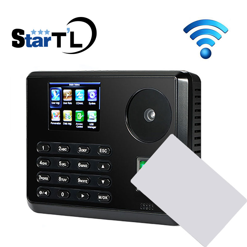 Zk TX628-P Palm And Fingerprint  Wifi Time Attendance With BioID Fingerprint Reader Time Recorder With MF Card Reader