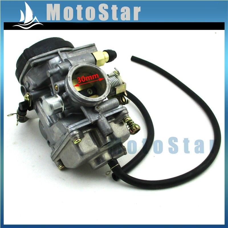250cc Atv Carburador Para Roketa Jianshe Js250 Baja Wd250-u Rastro Jetmoto Tanque Baja Tanque Jetmoto Quad 4 Wheeler FáCil De Lubricar