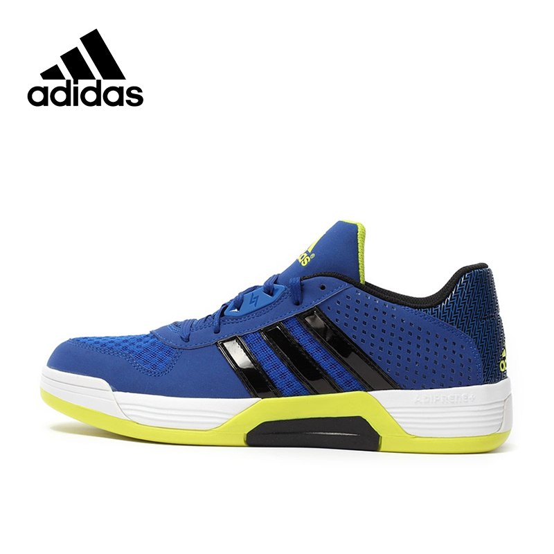 Official Adidas men's Basketball shoes Original Sneakers original li ning men professional basketball shoes