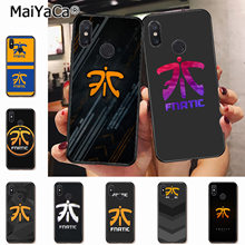 MaiYaCa LOL fnatic fnc lovely Amazing Phone Accessories Case for xiaomi mi 6 8 se note2 3 mix2 redmi 5 5plus note 4 5 5 case(China)