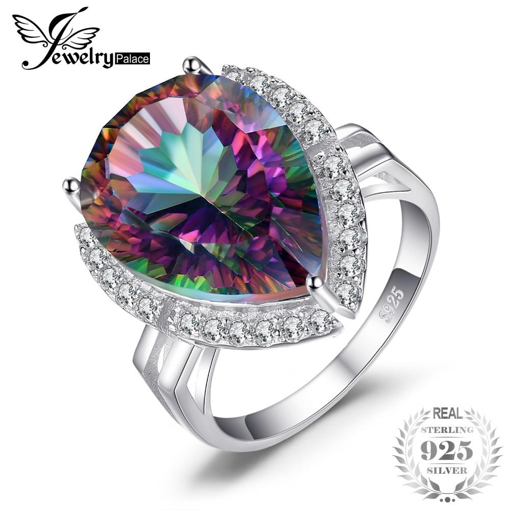 Bonlavie 925 Sterling Silver 13ct Round Cut Created Amethyst Engagement Wedding Stud Earrings (Purple) HtHinzGJ