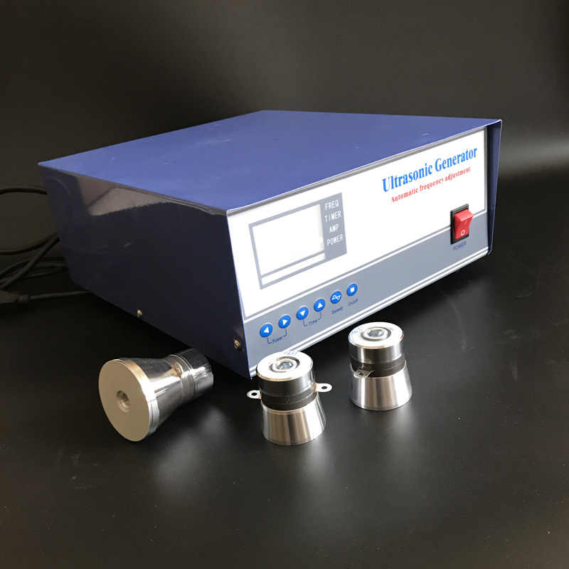 Ультразвуковой генератор 2000 Вт 220 В 17 кГц/20 кГц/25 кГц/28 кГц/30 кГц/33 кГц/40 кГц с преобразователями ультразвуковой генератор мощности