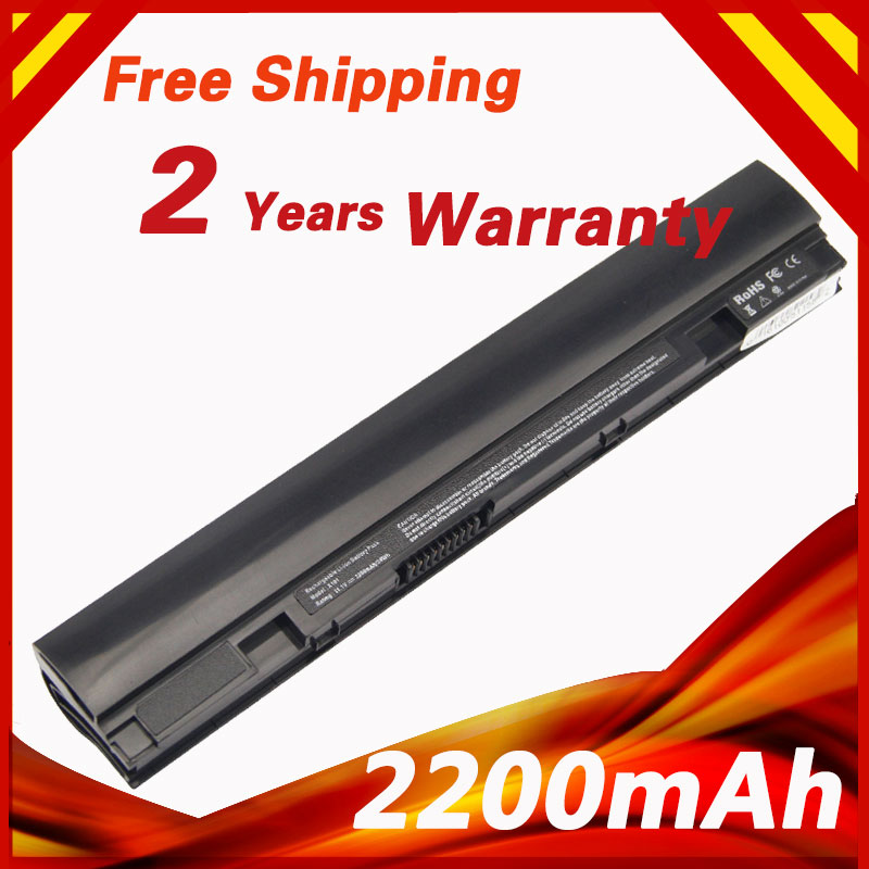 Golooloo <font><b>2200mAh</b></font> <font><b>10.8v</b></font> Laptop <font><b>Battery</b></font> For Asus Eee PC X101 X101C X101CH X101H A31-X101 A32-X101 image