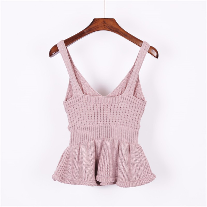 knitted vest 13