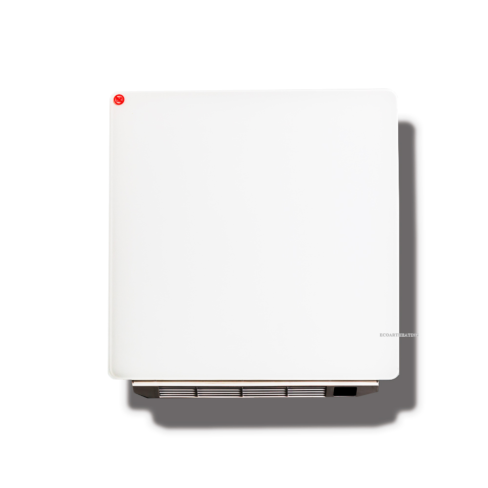 Fan heater bathroom - 2016 Winter Bathroom Infrared Fan Heater With Timer Wall Mounted Electric Heating Heater Panel 1500w Ip24