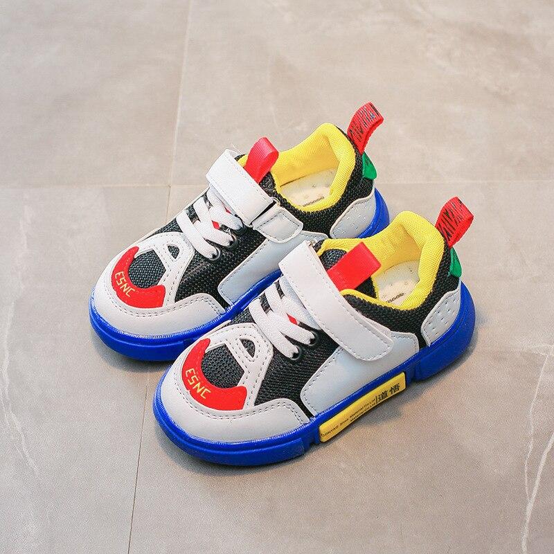 Spring Wudao Children S Kinder Schuhe Jungen New Autumn Korean Kids