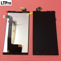 Original New LCD Display Touch Screen Digitizer Assembly For JIAYU F2 Black Replacement F2 Spare Parts