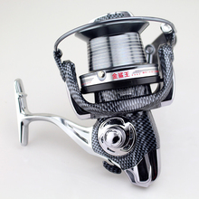 JS9000-10000 Reel 14+1BB Boat Rock Pre-Loading Spinning Wheel Fishing Reel Left / Right Hand Spinning Fishing Reel