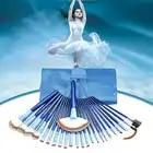 24 PCS Professionele make up kwasten Cosmetica Make Up Brush Set De Beste Kwaliteit kabuki Tools pinceis de maquiagem