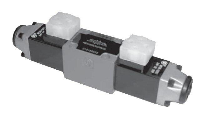 HUADE Solenoid directional valve 4WE6J61B/CW220-50N9Z5L hydraulic control valve цены онлайн