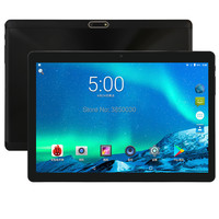 11.11 2.5D Glass 10 inch tablet Android 7.0 Octa Core 4GB RAM 64GB ROM 8 Cores 1280*800 IPS Screen Tablets 10.1 + Gift