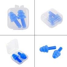 Soft Foam Ear Plugs Sound insulation ear protection Earplugs anti-noise sleeping plugs travel Earplug foam soft noise reduction