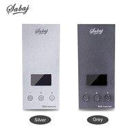Sabaj Da3 Портативный аудио ЦАП/усилитель для наушников аудио родной DSD512 Здравствуйте fi Здравствуйте Res Здравствуйте gh Разрешение сбалансирова