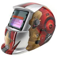 The Robot Adjust Solar Auto Darkening TIG MIG Grinding Welding Helmets / Face Mask / Electric Welding Mask / Weld Cap