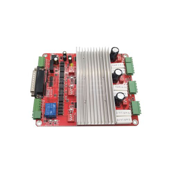 3 Axis MACH3 TB6560 Stepper Motor Controller Board 3.5A DB25 port for CNC Router