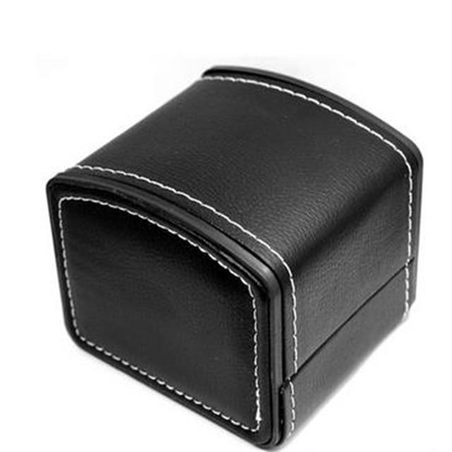New Luxury Watch Box Grid Jewelry Display Collection Storage Case Organizer Bo Holder S