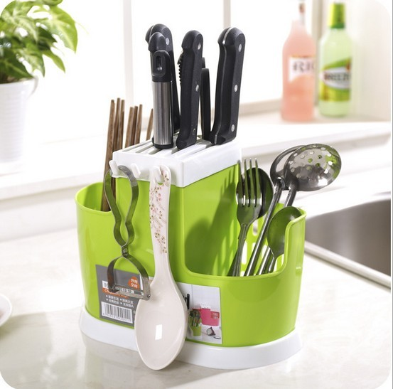 1pc multi purpose storage knives racks utensil holder shelf blocks 1pc multi purpose storage knives racks utensil holder shelf blocks roll bags kitchen chopsticks tube workwithnaturefo
