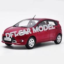 1:18 сплав игрушка с инерционным механизмом транспортных средств FIESTA модель гоночной машины детских игрушечных автомобилей оригинальный авторизованный игрушки для детей