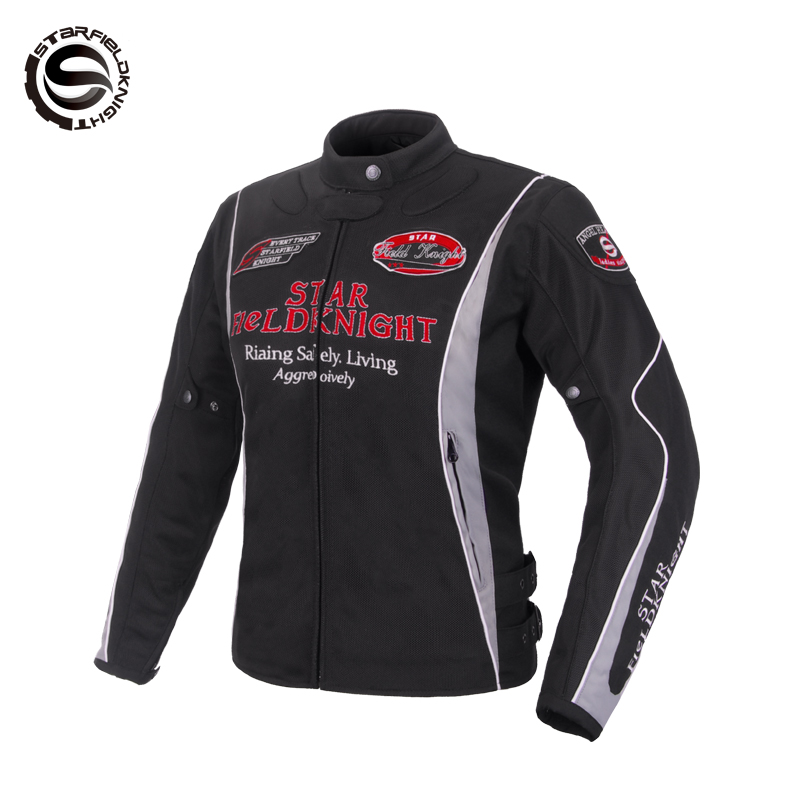 Motorcycle Jackets Women Jerseys Moto Female Clothes CE Protector Breathable Motobike Motocross Racing Protective Protection