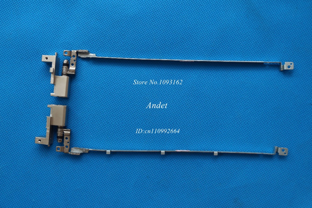 New Original for Lenovo ThinkPad L530 Lcd Hinges R & L Set 04W6979 04W6980-in LCD Hinges from