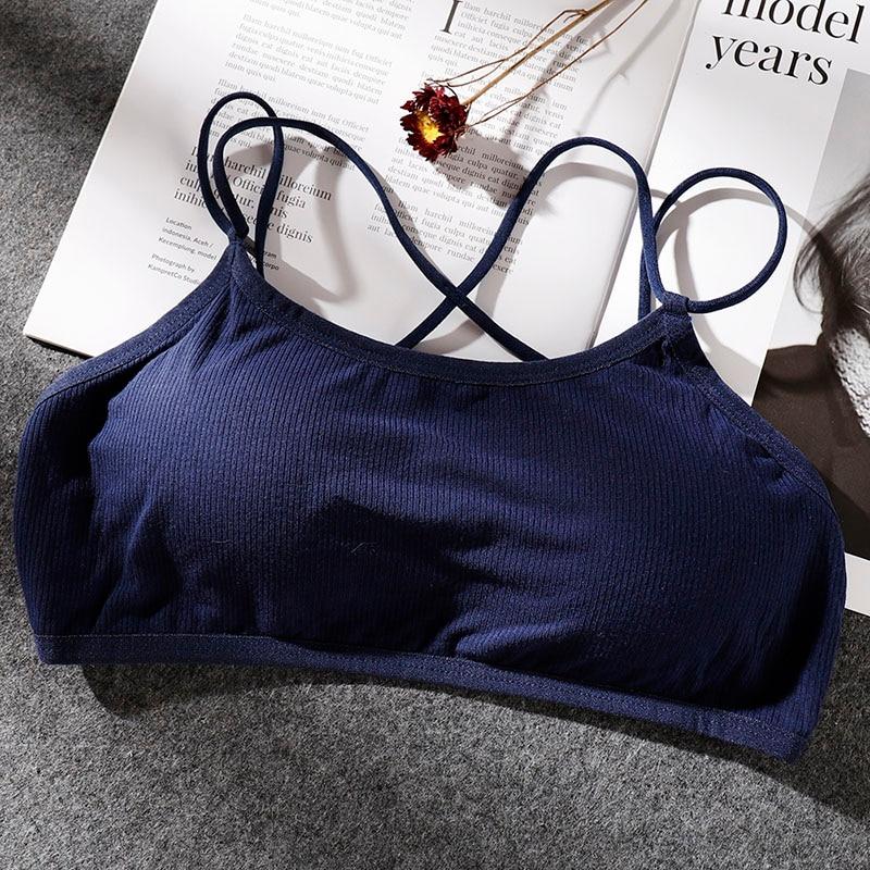 Women Sexy Bras Intimates Bras Wireless Bralette Sexy Push Up Bra Women Lingerie Backless Bra Female Underwear