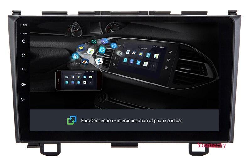 容量性スクリーン GPS オクタコア車 lan 43