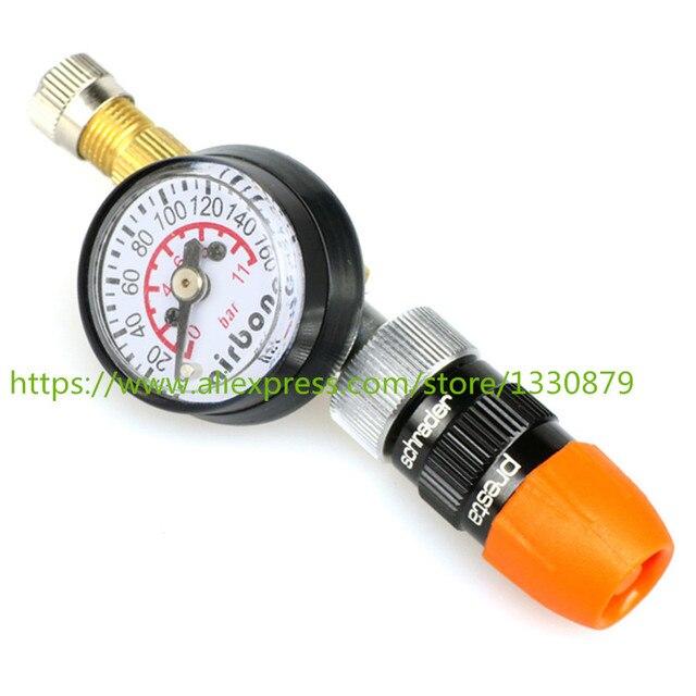 Taiwan Bicycle Tire Pressure Meter Tire Pressure Gauge Amount Of