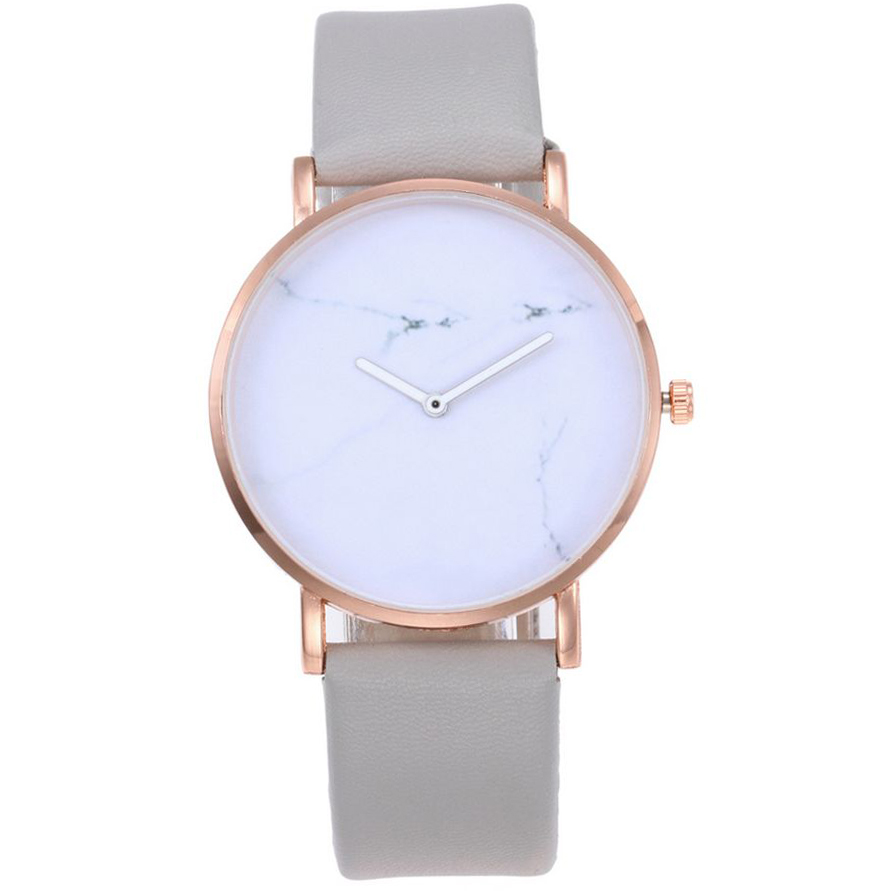 <font><b>Fashion</b></font> <font><b>Unisex</b></font> <font><b>Montre</b></font> <font><b>Femme</b></font> <font><b>Reloj</b></font> <font><b>Mujer</b></font> <font><b>Leather</b></font> Stainless Men's Watch Wholesale Quartz Wrist Watches Women Hot Drop Shipping image