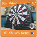 Free Shipping 7m Giant Inflatable Football Dart Shooting Wall For Sale,Inflatable Target Football Wall