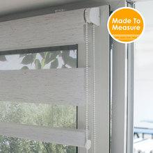 Мини-рольставни Нет дрель 100% полиэстер полупрозрачные зебры жалюзи для Гостиная для небольшого окна оттенков индивидуальные Размеры