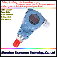 LCD Liquid Crystal Digital Display Pressure Transducer Ex Proof 5 BIT Digital Display Pressure Transmitter