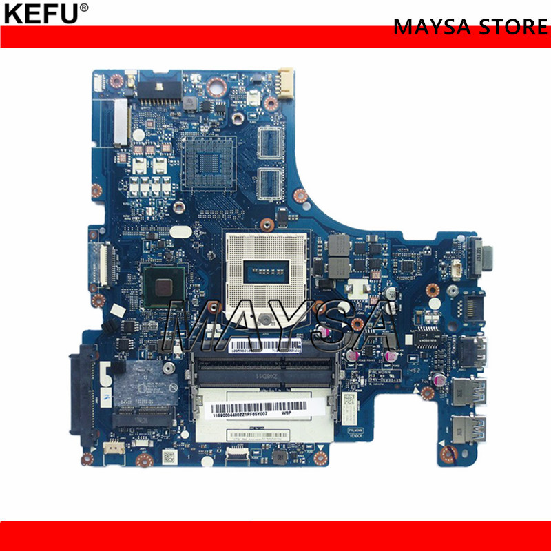 AILZA NM-A181 Rev 1.0 main board for lenovo ideapad Z510 15.6'' inch laptop motherboard HM86 HD5000 100% tested