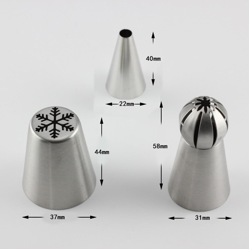 50 ədəd / Paslanmayan poladdan hazırlanan Rus sferik topu boru - Mətbəx, yemək otağı və barı - Fotoqrafiya 6