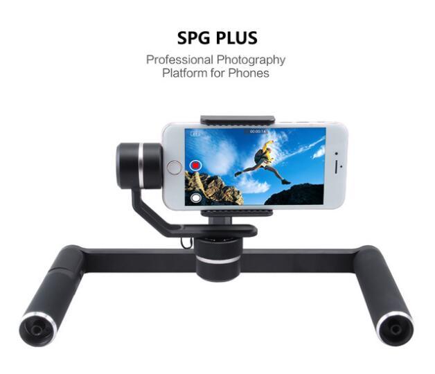 Feiyu Tech SPG Plus 3 Axis 360 degree Pan Limitless Handheld Gimbal Stabilizer
