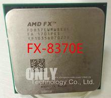AMD FX 8370E 3.3 GHz 8 コア CPU プロセッサソケット AM3 + FX 8370E 送料無料