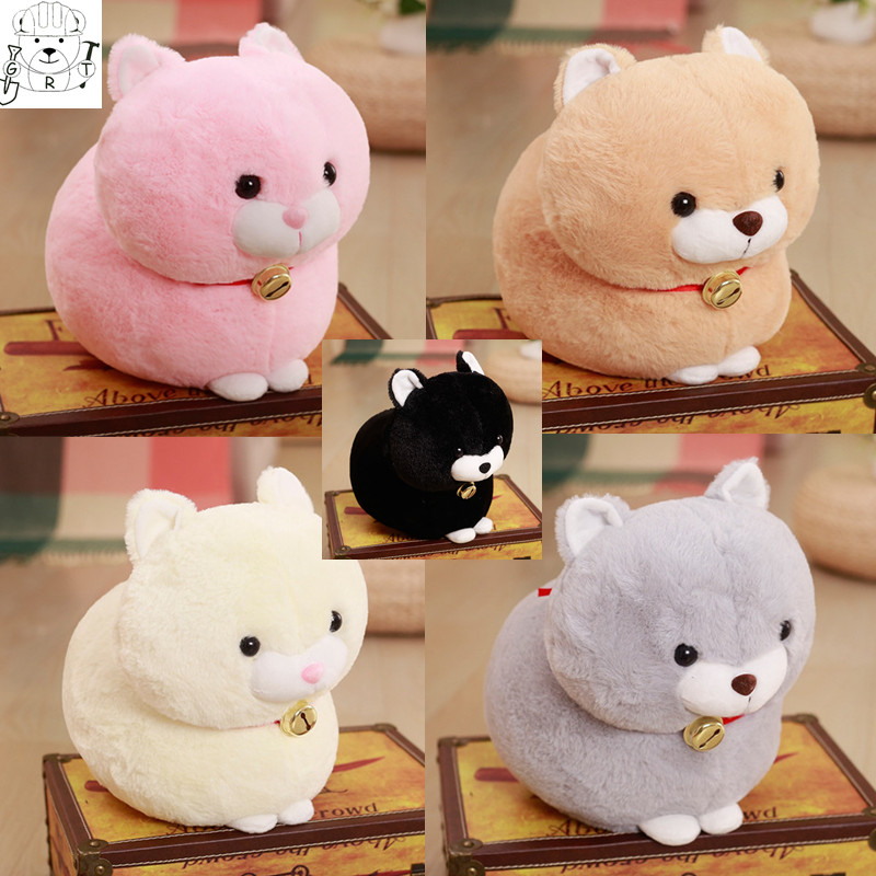 1pc 30cm Amuse Fortune Cat Lucky Cats Plush Toy Staffed Cartoon Soft Animal Toys Kids Baby Dolls Cute Birthday Gift for Girls