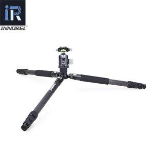 Image 3 - RT85C 전문 10 레이어 탄소 섬유 삼각대 monopod 다기능 디지털 DSLR 카메라에 대 한 볼 헤드 최대로드 25KG