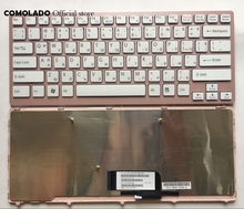 RU Russian Keyboard For Sony Vaio VPC-CW VPC CW VPCCW CW16EC CW18FC pink Frame Laptop Keyboard RU Layout все цены