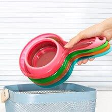 СКЛАДНОЙ КОВШ для воды складная ложка кухня ванная комната совок для ванной Душ Стиральная SLC88