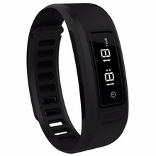 Smart Waterproof Wristband Sport Bracelet Health Fitness Tracker Bnad Activity Monitor With Sleep Monitor Message Call Reminder