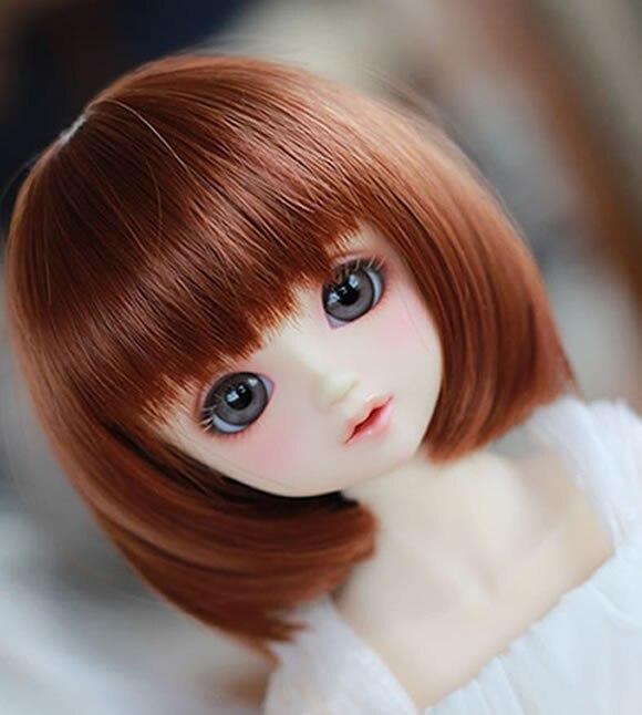 Bjd / sd doll 1/4 baby child angel really fog doll joint dolls(free eyes + free make up) цена
