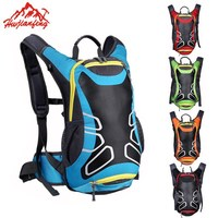 15L Waterproof Bicycle Hydration Backpack Bladder Water Bag Mochilas Travel Camp Hike Back Pack Men Women