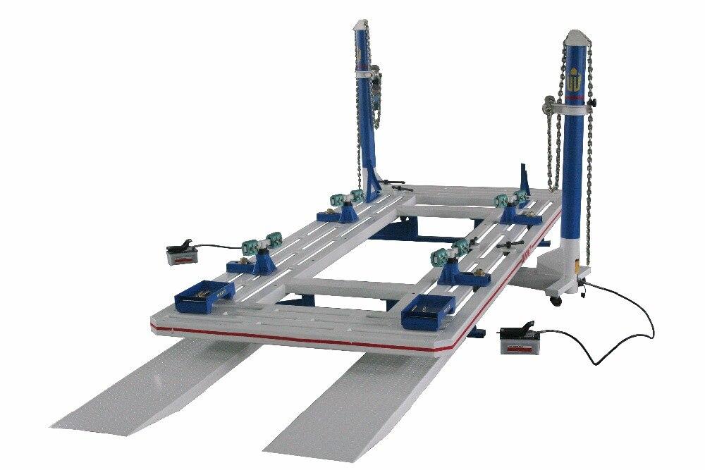 Car Bench Portable tower Beam Corrector Car body Corrector
