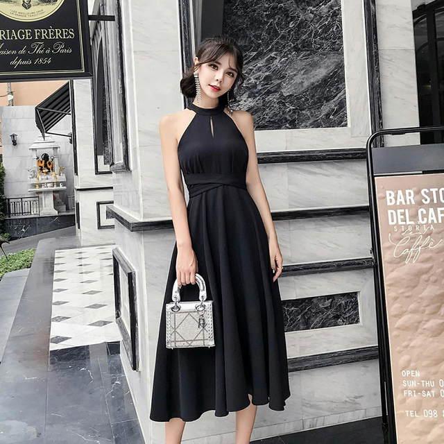 2018 New Summer Fashion Designer Runway Dress Womens Spaghetti