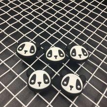 5pcs cartoon Tennis Damper, Panda Style damper