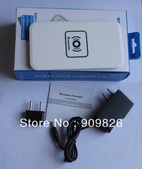QI Standard Wireless Charger Nokia Lumia 920/ Lumia 820/LG Nexus 4/HTC Droid DNA/Samsung Galaxy S III/Note 2+ free shipping