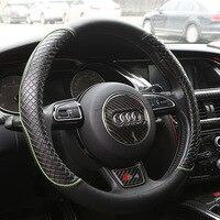 Fashion Cute Steering Wheel Covers Sneak Printed Car Handle Cover Pink Car Accessories Wheel Steering Covers