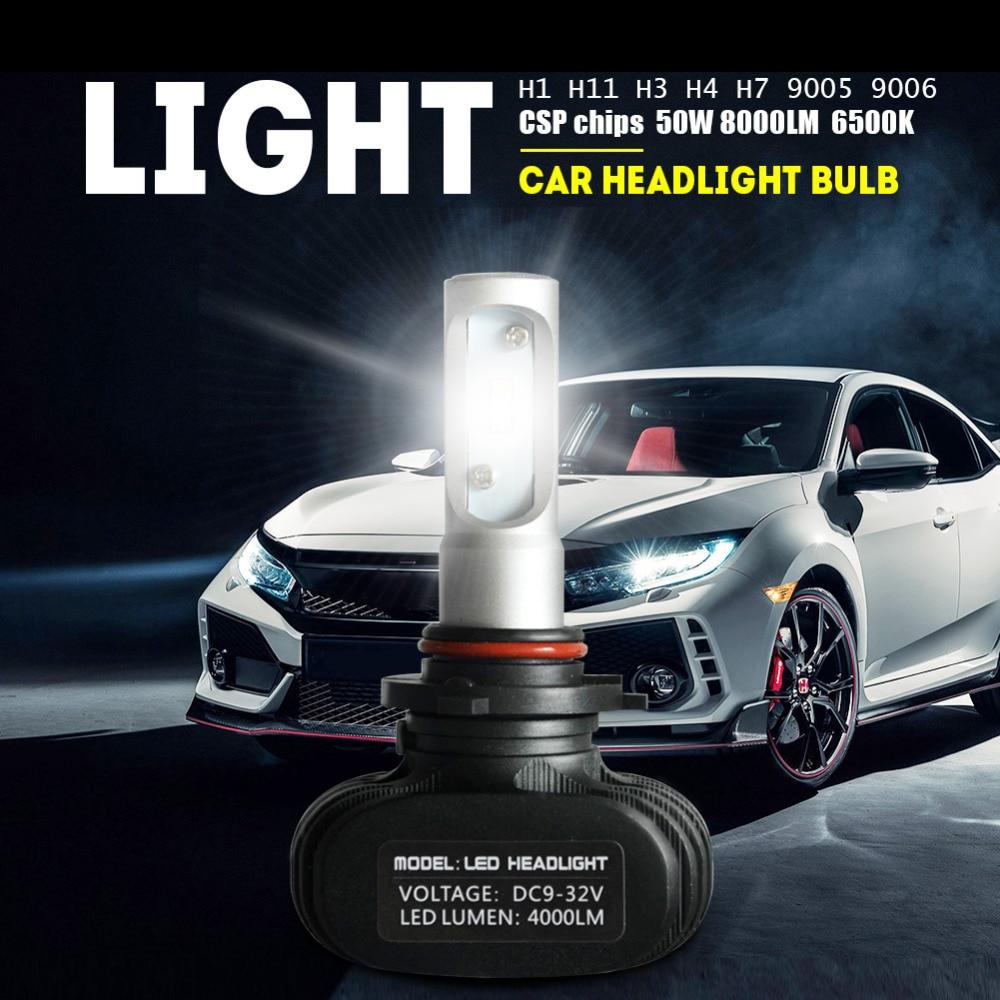 1 set 9005 LED HB3 H10 Super svetleče LED žarometi avtomobilski - Avtomobilske luči - Fotografija 5